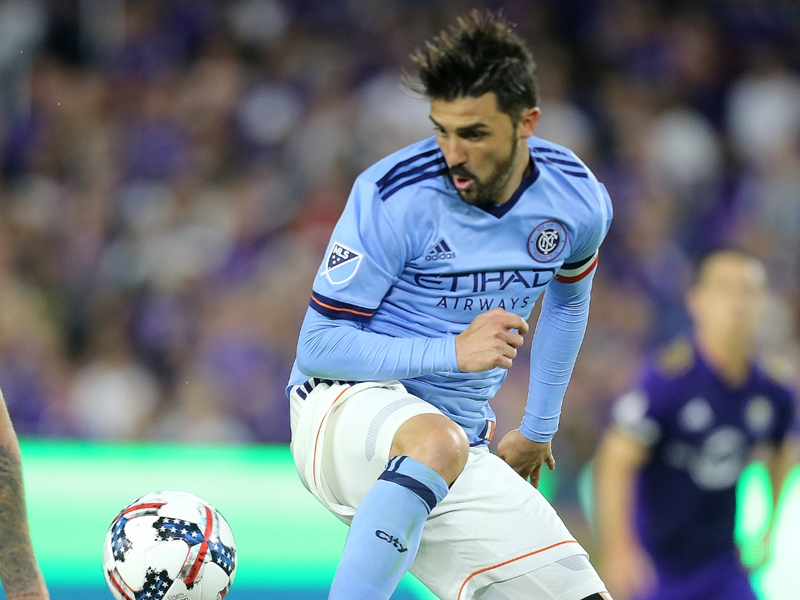 MLS Review: Villa conquers Orlando fortress, Galaxy win again