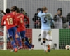 CSKA Moscow 2-2 Manchester City: Visiting side remains winless after spurning two-goal lead