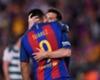 Luis Suárez le dio la bienvenida a Messi al club de los 30 años
