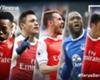 Siapa Pemain #TerusGerak Arsenal-Everton?