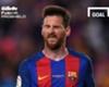 Clean Strike of the Week: Messi