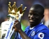 History-maker Kante beaten to top of tackle charts