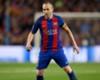 Andres Iniesta lässt langfristige Barcelona-Zukunft offen