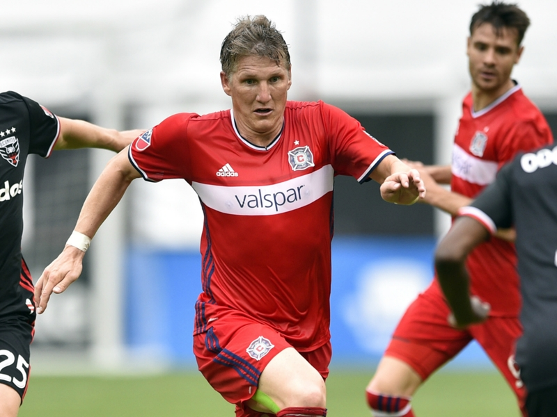 Chicago Fire negotiating with out-of-contract Schweinsteiger