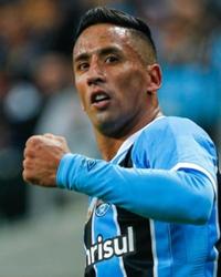 L. Barrios, Paraguai Seleção