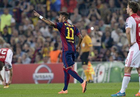 Barca socio drops Neymar case