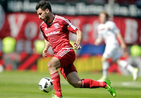 Mathew Leckie joins Hertha Berlin