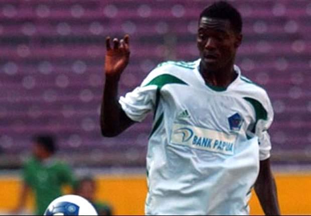 Sriwijaya FC Palembang Izinkan Boakay Eddie Foday Perkuat Liberia