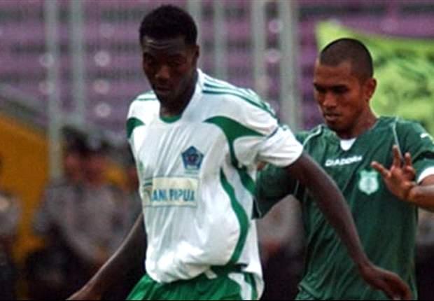 Sriwijaya FC Resmi Kontrak Foday Boakay