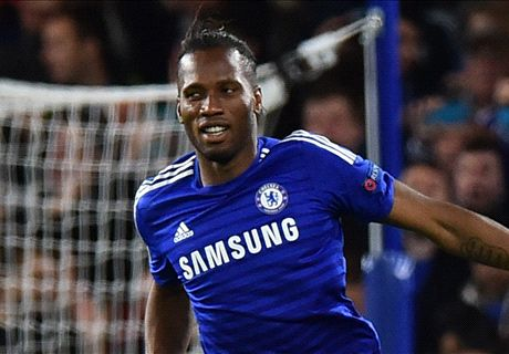 Drogba could face Manchester United