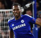 Drogba on target in Chelsea rout