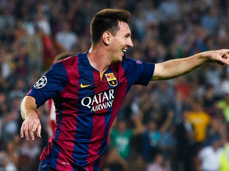 """Messi: """"Luis Enrique me cambia cuando quiere"""""""