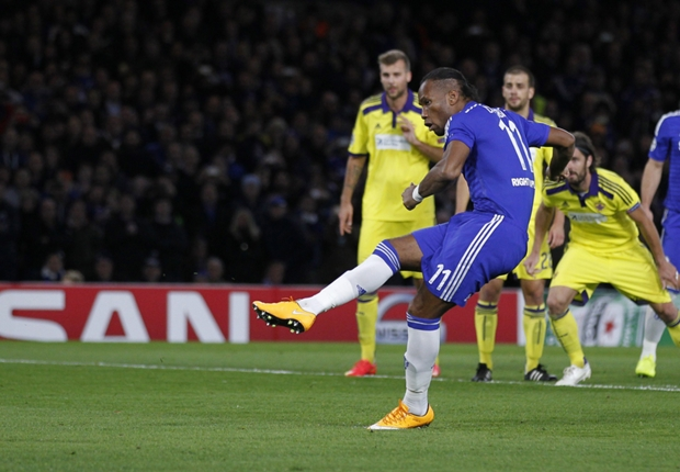 Chelsea 6-0 Maribor