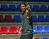 Ronaldinho voor even terug bij Barcelona