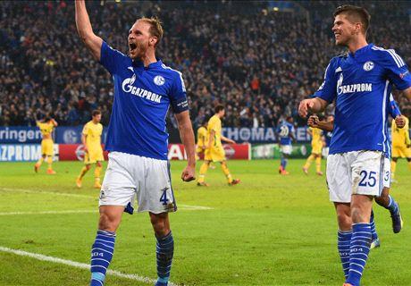 Schalke, Huntelaar incertain face à Cologne