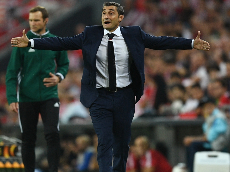 مدرب برشلونة | فالفيردي يزيد الشكوك حول وجهته القادمة