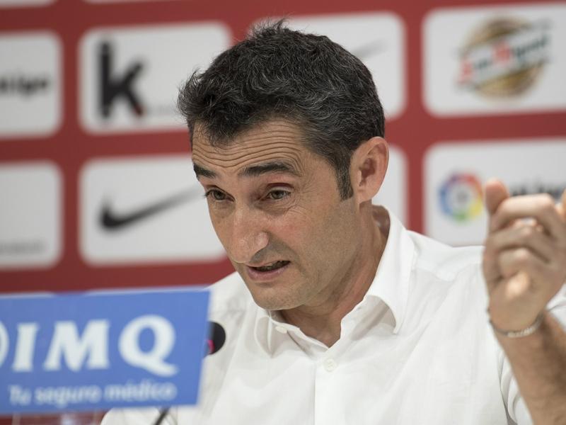 Piqué verrait bien Valverde au Barça