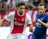 'Vertrek Ajax-tweetal hangt in de lucht'
