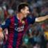 Messi pemain terbaik sepanjang masa.