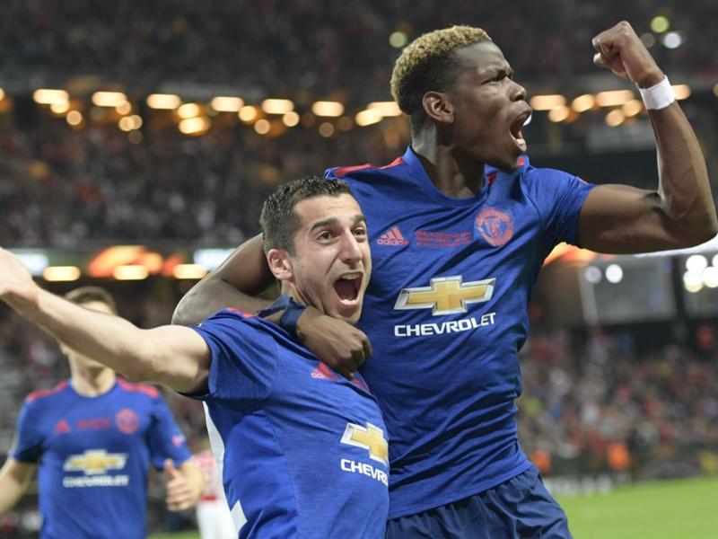 Ajax-Manchester United 0-2, Manchester United résiste à la jeunesse de l'Ajax et s'adjuge la Ligue Europa