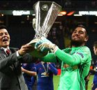 MAN UTD: Red Devils celebrate Europa League success