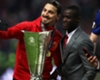 Manchester United duo Zlatan Ibrahimovic and Eric Bailly