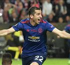 EUROPA LEAGUE: Ibra, Dolberg & Mkhi lead Best XI