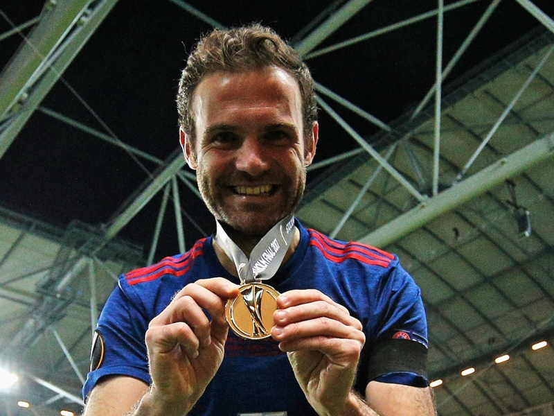 Juan Mata: Trofi Ini Untuk Manchester!