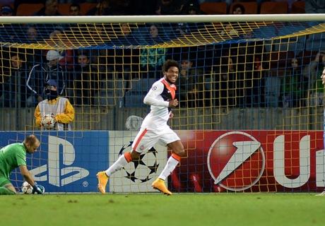 Dunga: Luiz Adriano gives Brazil a Plan B