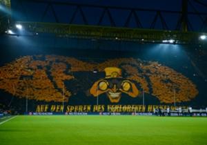 Borussia Dortmunds legendäre Südtribüne hat sich als