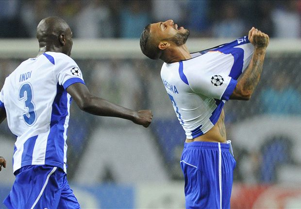 Porto 2-1 Athletic Bilbao: Quaresma bypasses the Basques with late winner