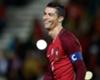 Ronaldo in, Sanches out for Portugal
