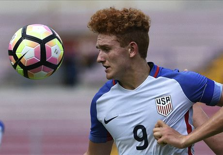 U.S. U-17s relishing underdog role