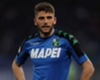 Italy name Berardi in young squad