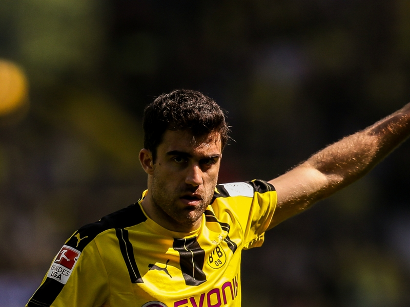 I really want a title - Sokratis hints at Dortmund departure