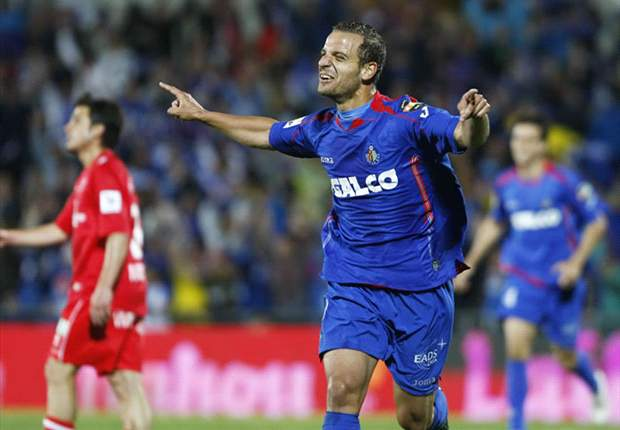 We Believe We Will Stay Up - Getafe Forward Soldado