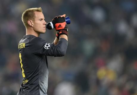 Ter Stegen reveals Barcelona concerns