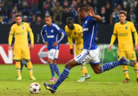 Report: Schalke 4-3 Sporting