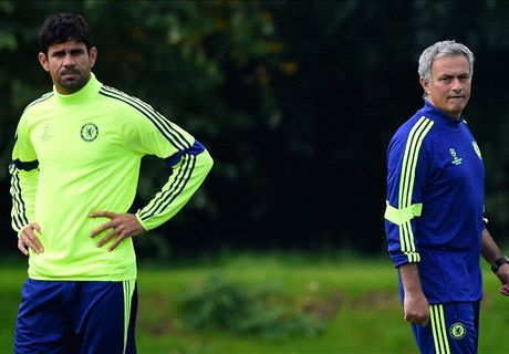 Costa mystery on Mourinho's mind
