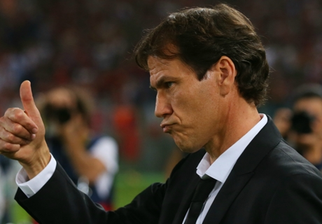 Garcia: Roma will reach the top in Europe