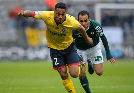 Mickaël Alphonse (Sochaux) :