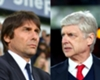 Conte: Wenger one of the greatest ever
