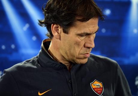 Ligue des Champions, Garcia : 'ça fait mal mais on s'est déjà relevés'