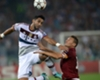 Benatia contro Totti in Roma-Bayern