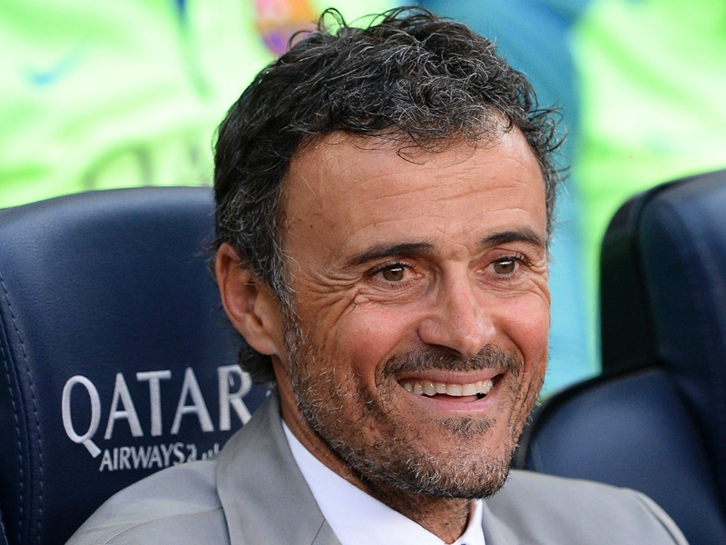 Spain appoint former Barcelona boss Luis Enrique as new manager