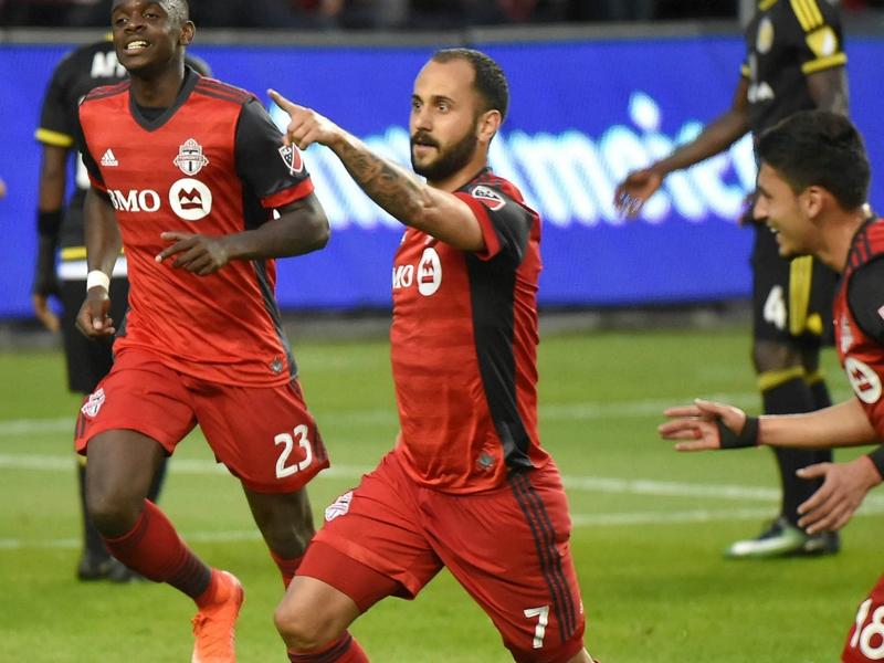 No Giovinco, no Altidore? No problem for Toronto FC in rampant victory over Columbus