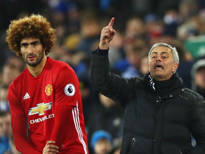 Fellaini prepared to suffer broken bones for Mourinho as he plans Man Utd stay