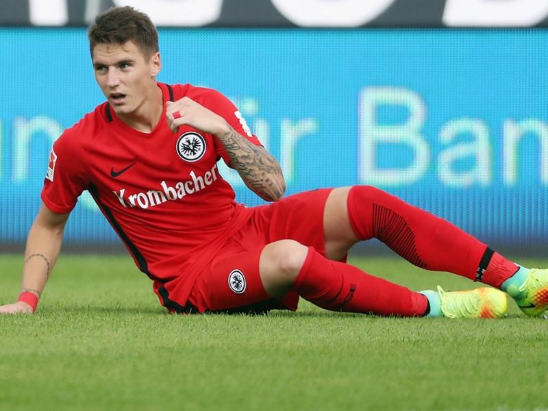 'Sergio Ramos is tattooing every week' – Man Utd defender Varela bemused by Frankfurt banishment