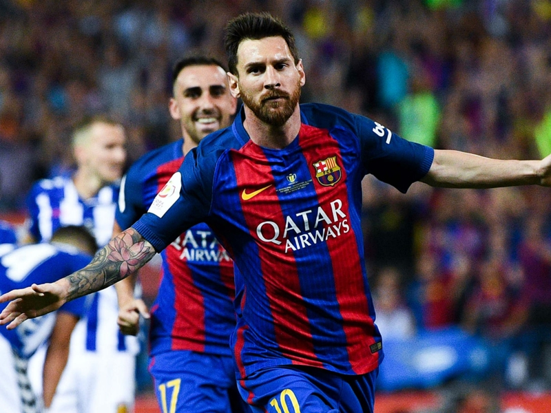 Lionel Messi just gets better and better – Ernesto Valverde