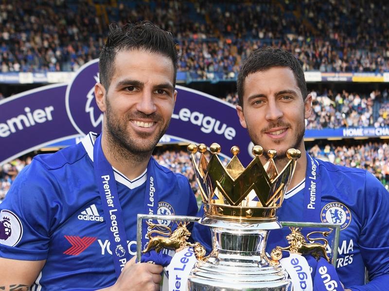 """Chelsea, Fabregas : """"Un départ ? Tout peut arriver"""""""